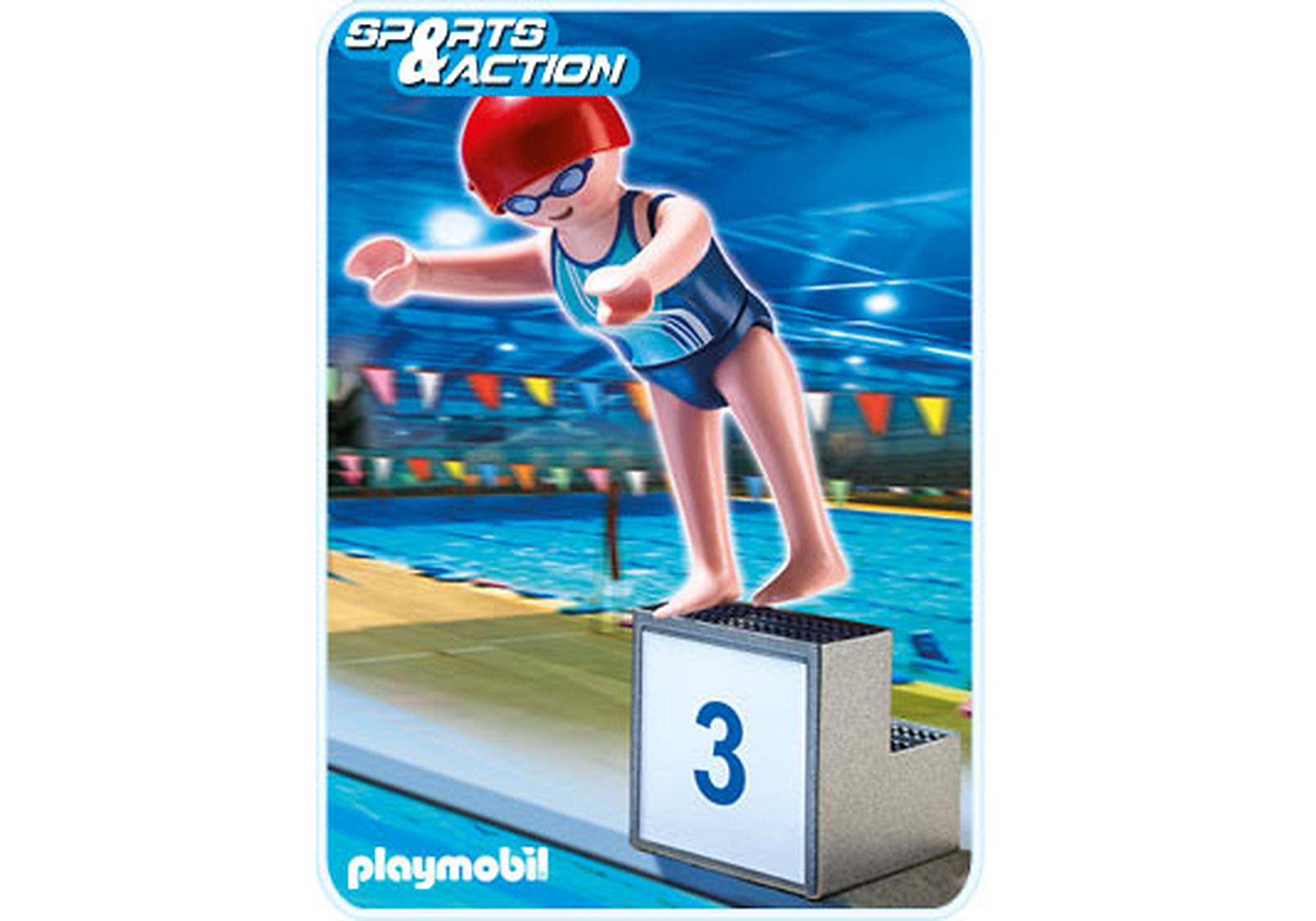 5198-A Schwimmerin zoom image1