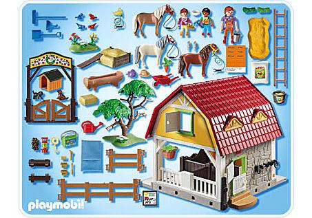 5222-A Ponyhof detail image 2