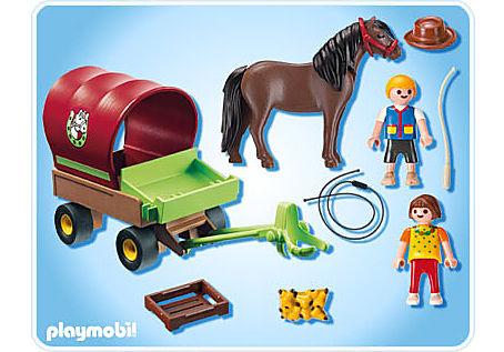 5228-A Kinder-Ponywagen detail image 2