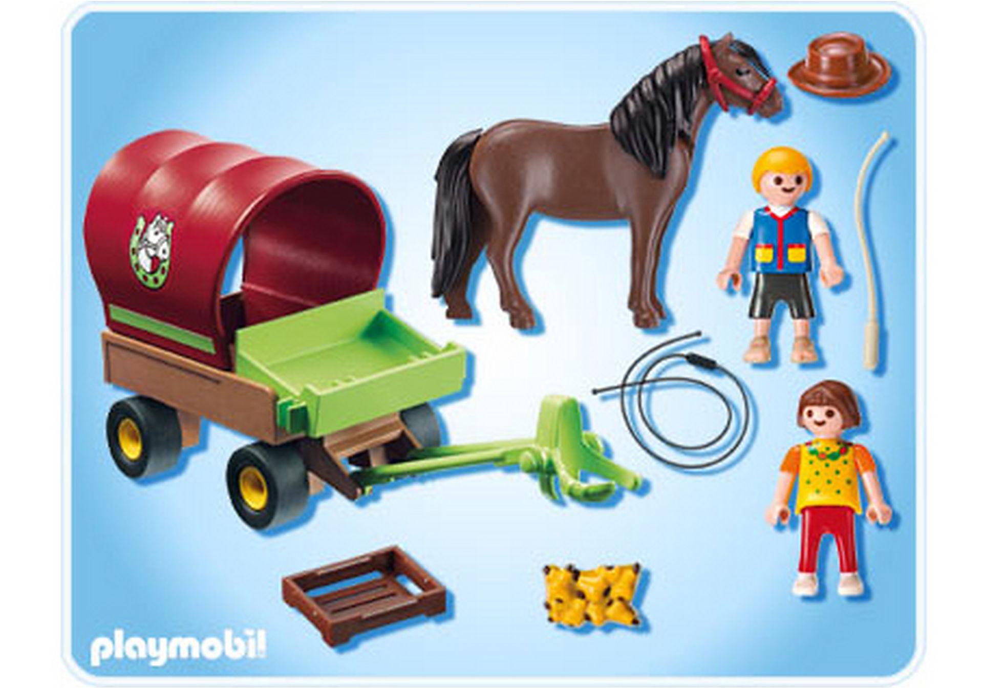 5228-A Kinder-Ponywagen zoom image2