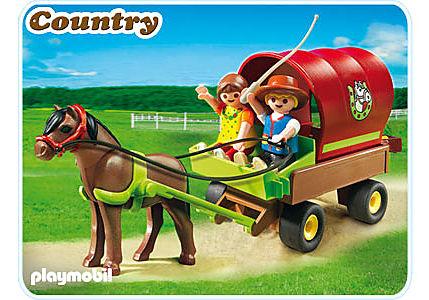 5228-A Kinder-Ponywagen detail image 1