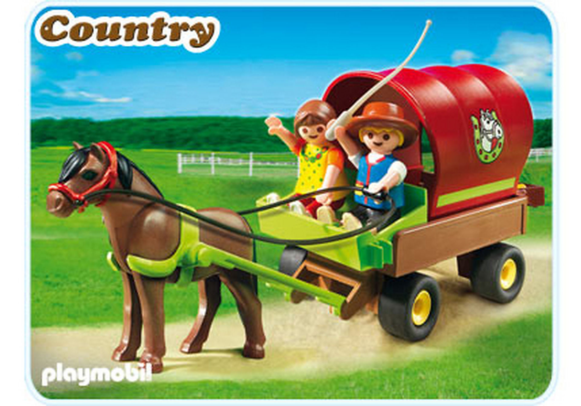 5228-A Kinder-Ponywagen zoom image1