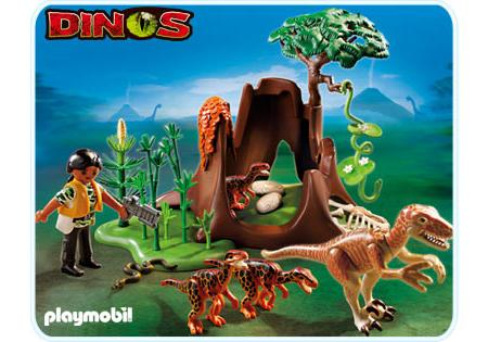 http://media.playmobil.com/i/playmobil/5233-A_product_detail/Velociraptor-Angriff auf Deinonychusnest