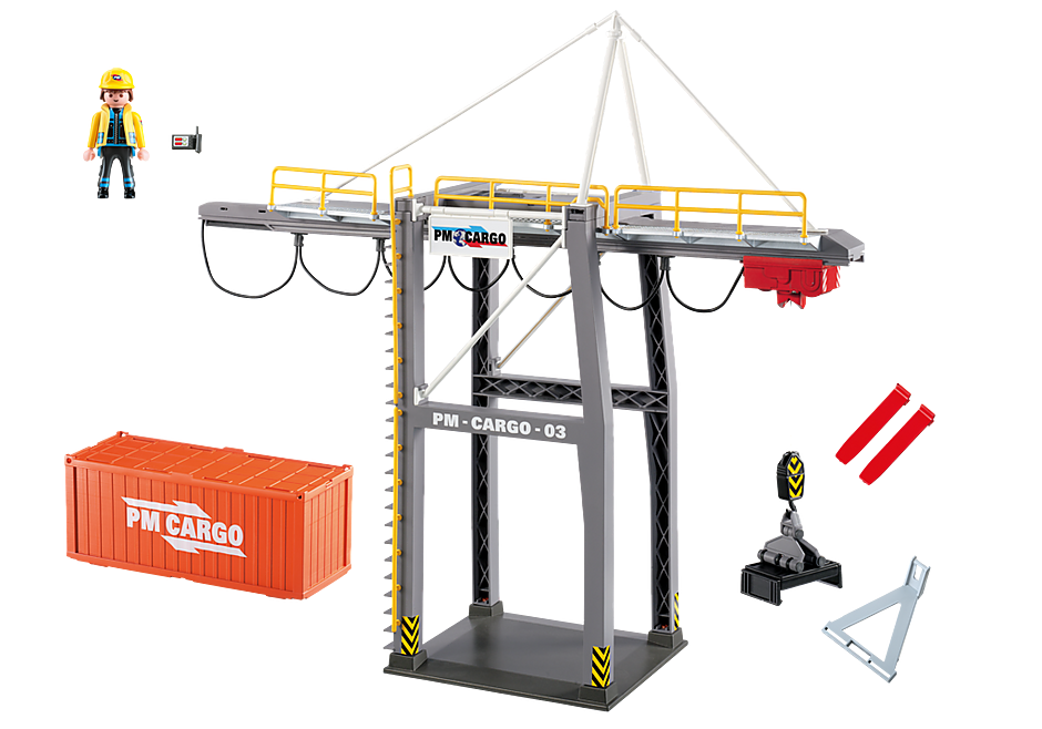 http://media.playmobil.com/i/playmobil/5254_product_box_back/Portique électrique à conteneurs