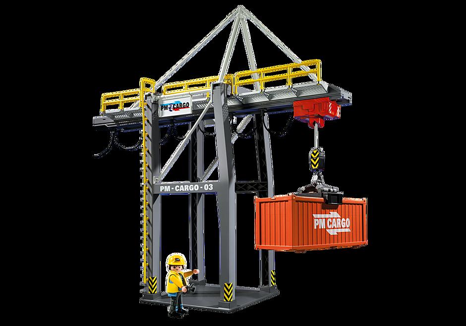 http://media.playmobil.com/i/playmobil/5254_product_detail/Ηλεκτρική γερανογέφυρα