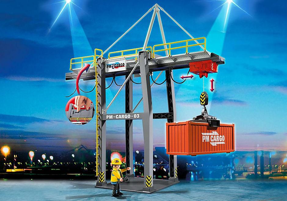 http://media.playmobil.com/i/playmobil/5254_product_extra1/Ηλεκτρική γερανογέφυρα