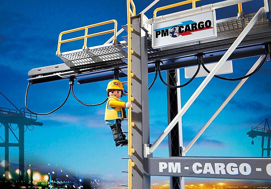 5254 Portique électrique à conteneurs detail image 5