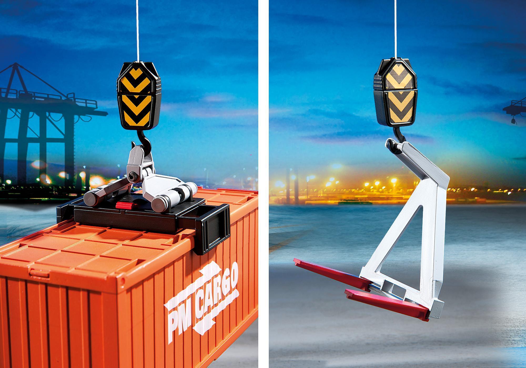 http://media.playmobil.com/i/playmobil/5254_product_extra3/Portique électrique à conteneurs