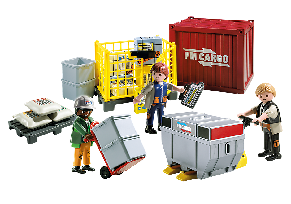 5259 Cargo Loading Team detail image 1