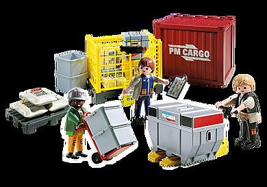5259 Cargo Loading Team