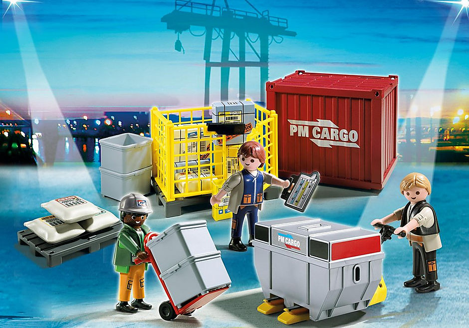 5259 Cargo Loading Team detail image 4