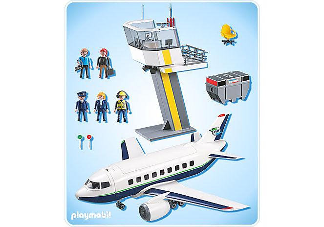 5261-A Cargo- und Passagierflugzeug detail image 2