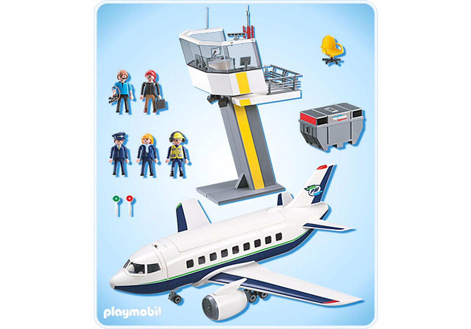 5261-A Cargo- und Passagierflugzeug zoom image2
