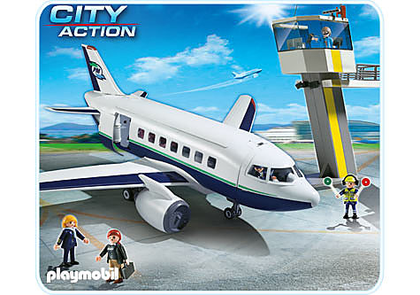 5261-A Cargo- und Passagierflugzeug detail image 1
