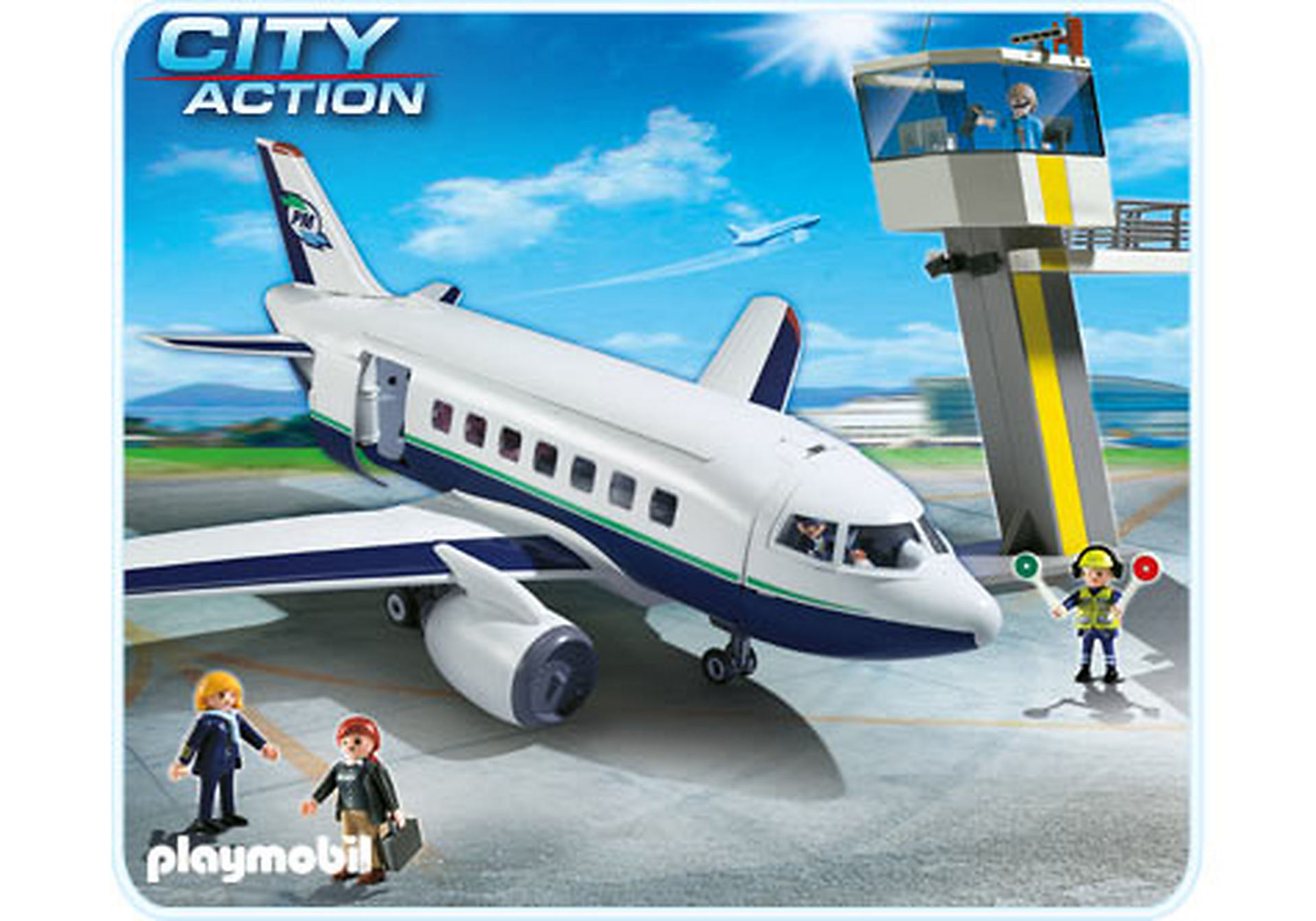 5261-A Cargo- und Passagierflugzeug zoom image1