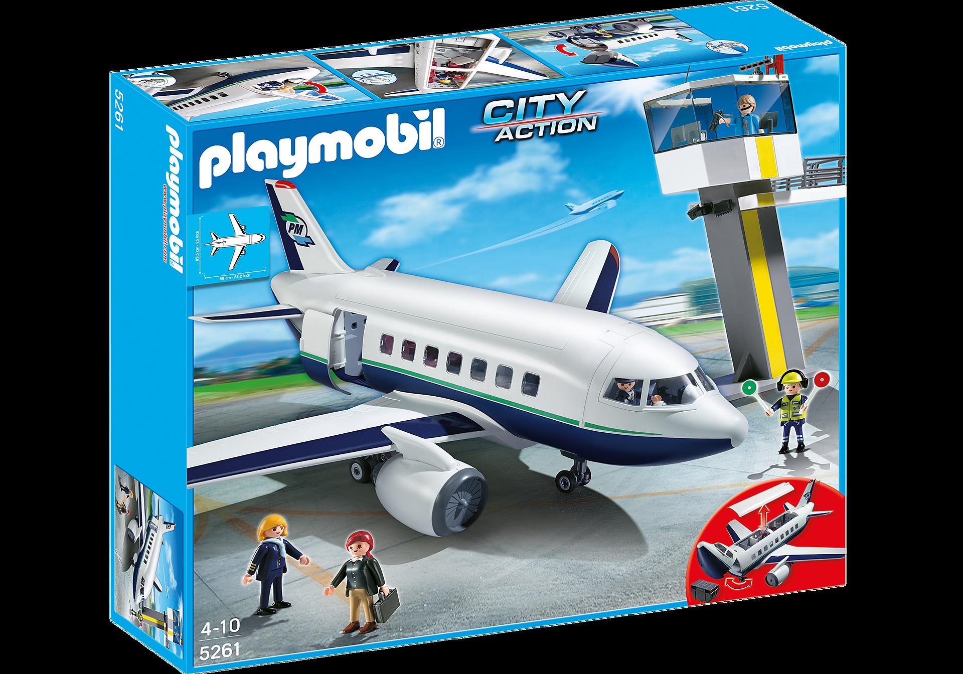 5261 Cargo- und Passagierflugzeug zoom image3