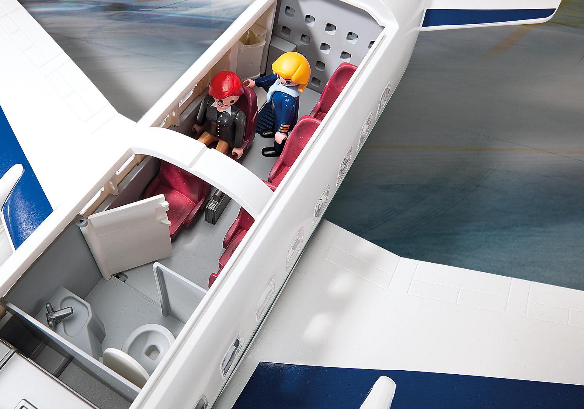5261 Cargo- und Passagierflugzeug zoom image7