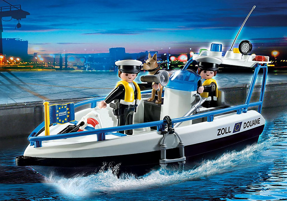 5263 Patrol Boat detail image 1
