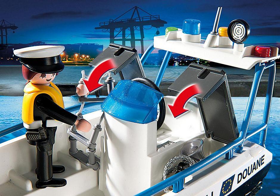 5263 Bateau des douaniers detail image 4