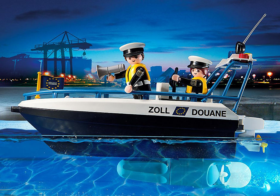 5263 Patrol Boat detail image 5