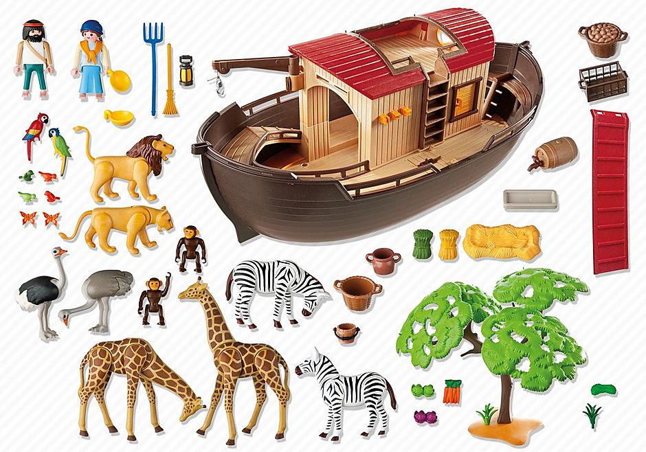 5276-A Große Arche der Tiere detail image 2