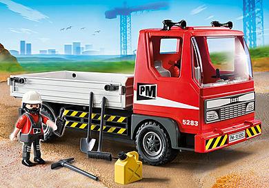 5283-A Baustellen-LKW