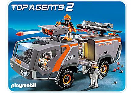 5286-A Spy Team Commander Truck detail image 1