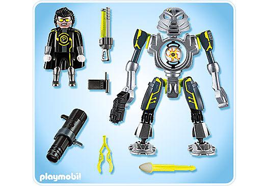 5289-A Mega Masters Robo Blaster detail image 2