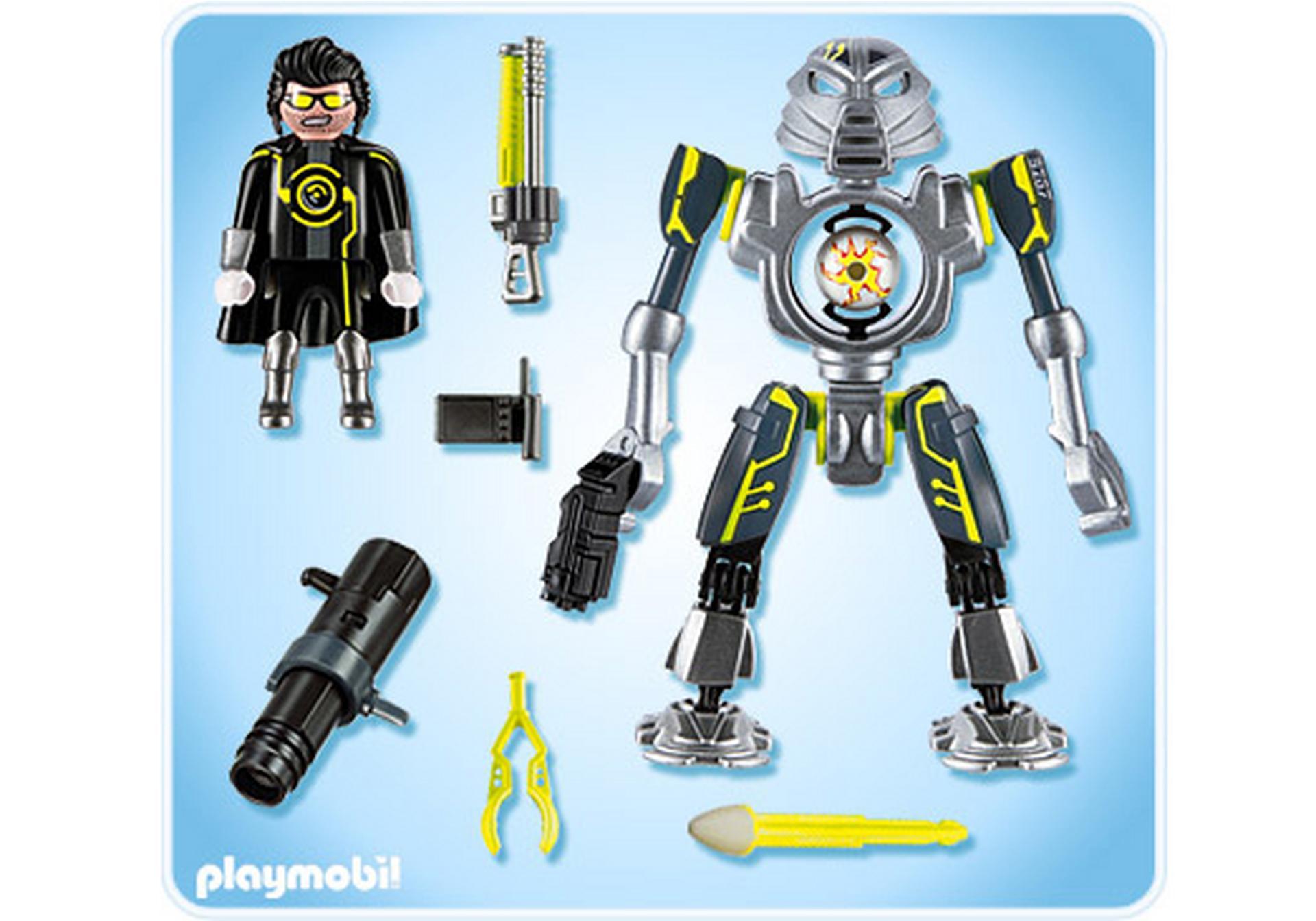 Mega Masters Robo Blaster 5289 A Playmobil Katalog Water 2018