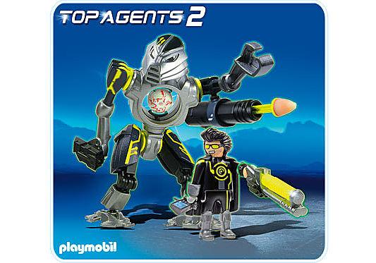 5289-A Mega Masters Robo Blaster detail image 1