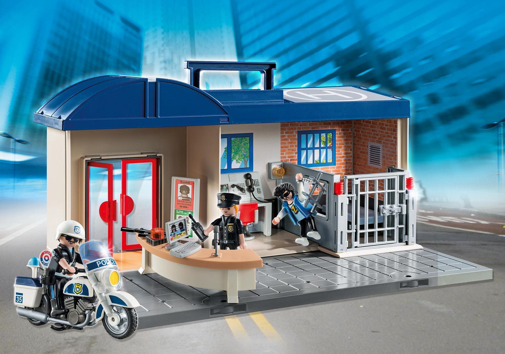 City Action Playmobil® Argentina
