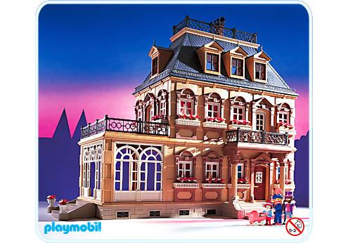 maison 19 5300 a playmobil france. Black Bedroom Furniture Sets. Home Design Ideas