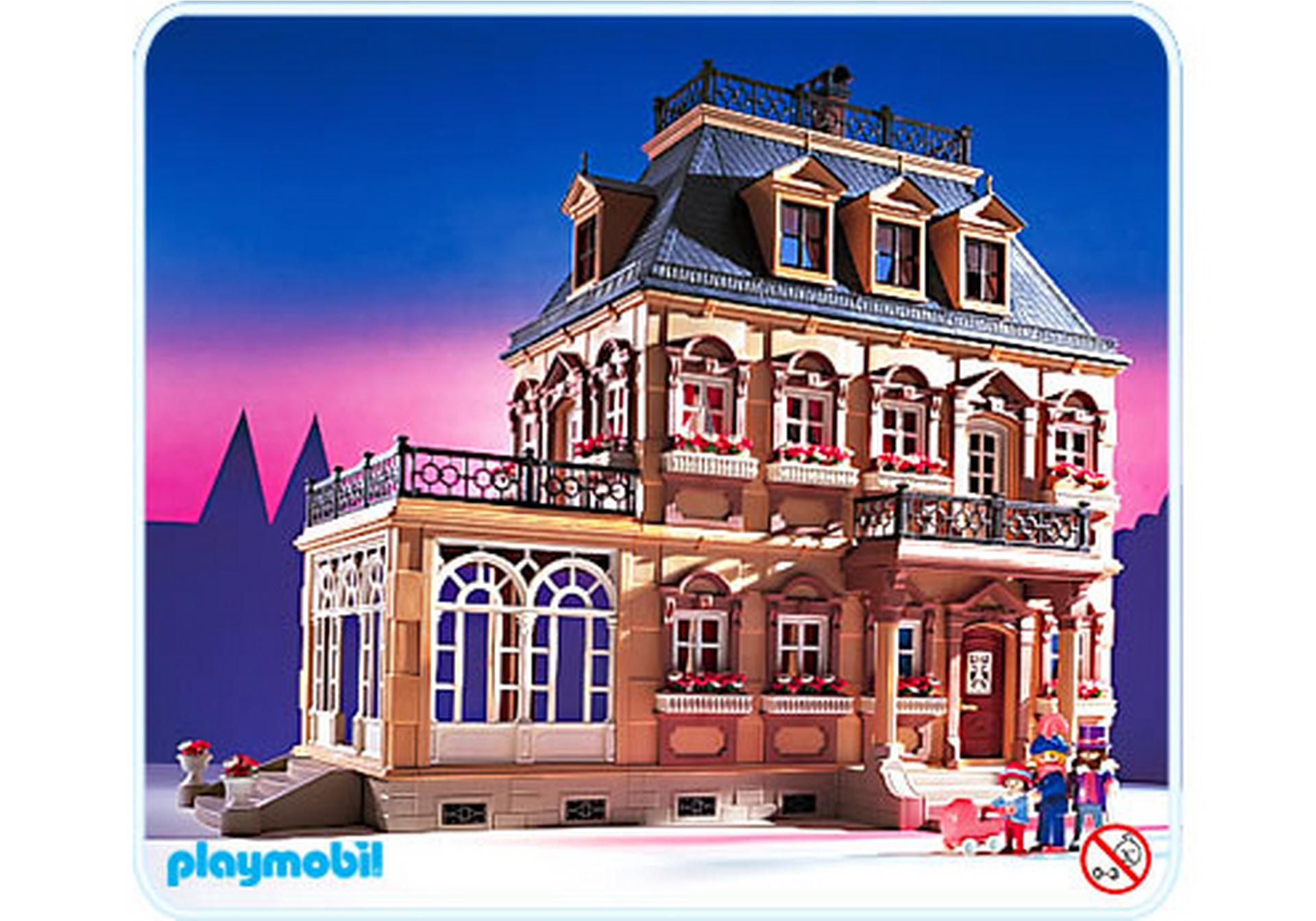 Best maison moderne playmobil ideas awesome interior home satellite for Maison moderne playmobil