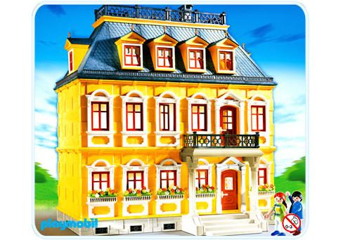 maison traditionnelle 5301 a playmobil france. Black Bedroom Furniture Sets. Home Design Ideas