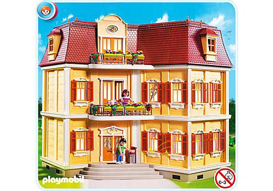 5302-A Mein Großes Puppenhaus detail image 1