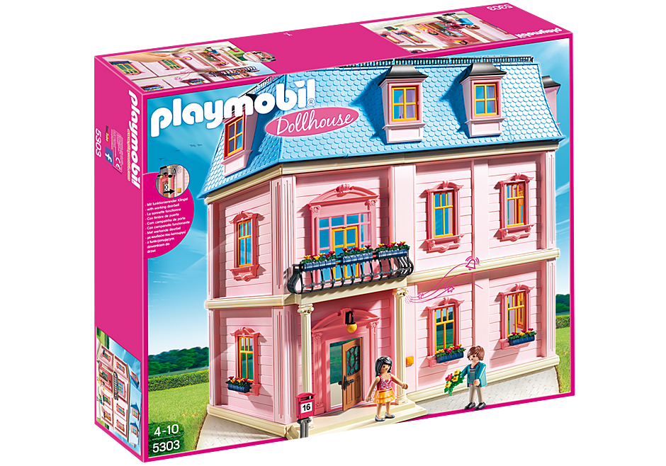 Deluxe Dollhouse 5303 Playmobil 174 Northern Europe Norway