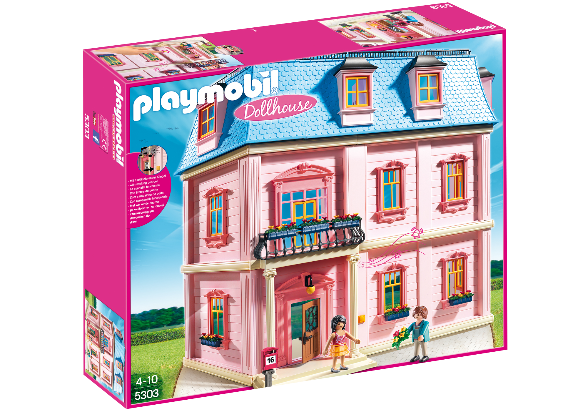 Maison Traditionnelle 5303 Playmobil France