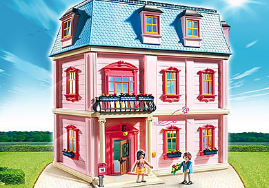 5303_product_detail/Deluxe Dollhouse