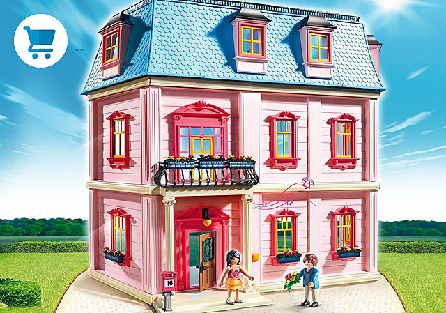 5303_product_detail/Romantyczny domek dla lalek