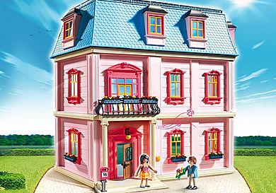 5303 Romantyczny domek dla lalek