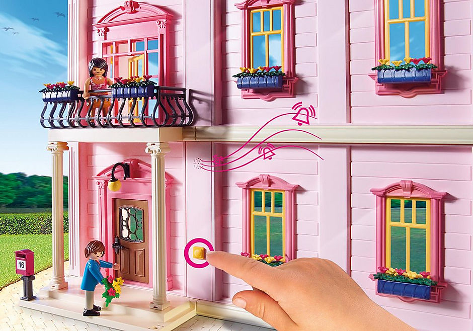 5303 Casa de Muñecas Romántica detail image 6