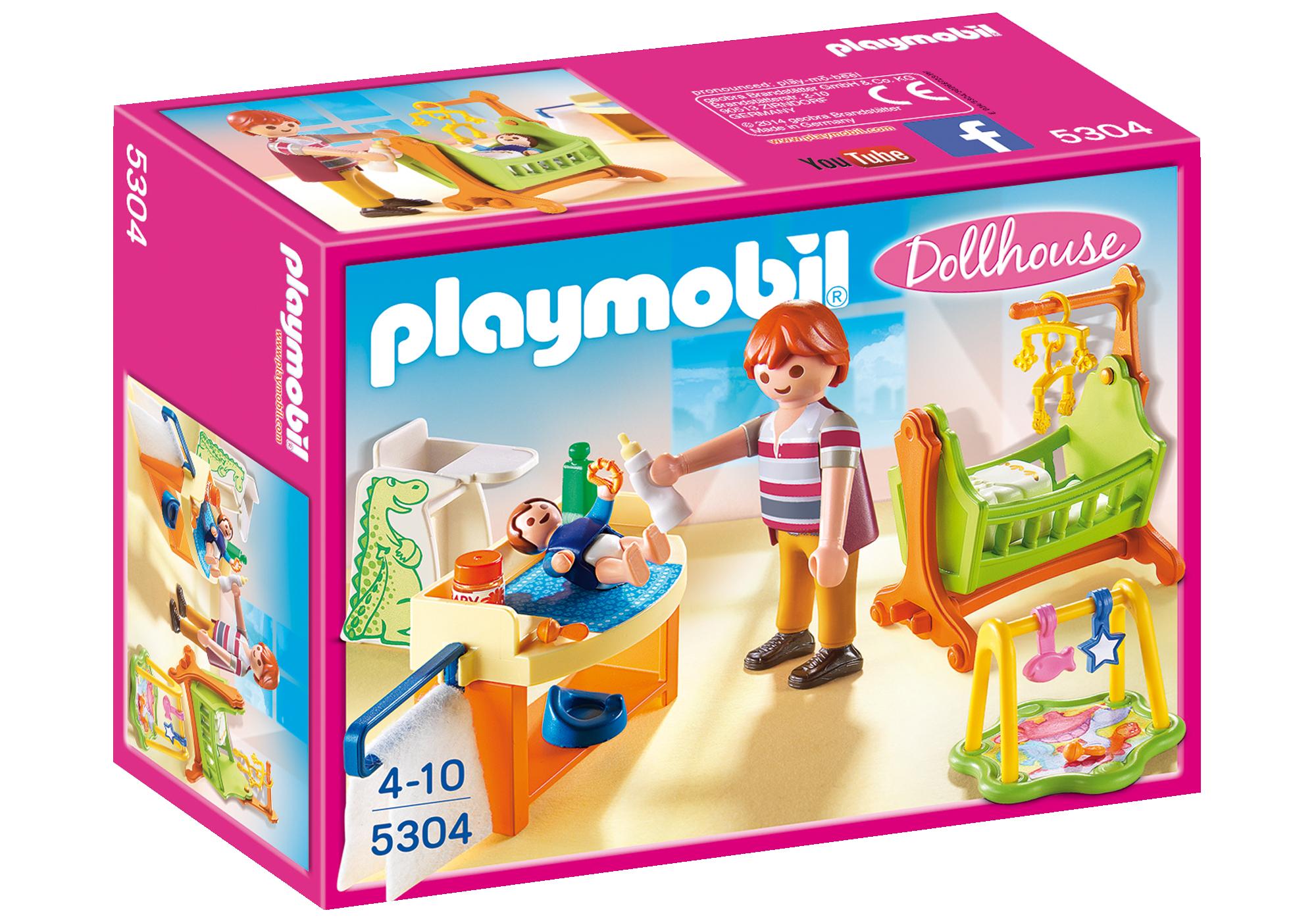 http://media.playmobil.com/i/playmobil/5304_product_box_front/Quarto de Bebé com Berço
