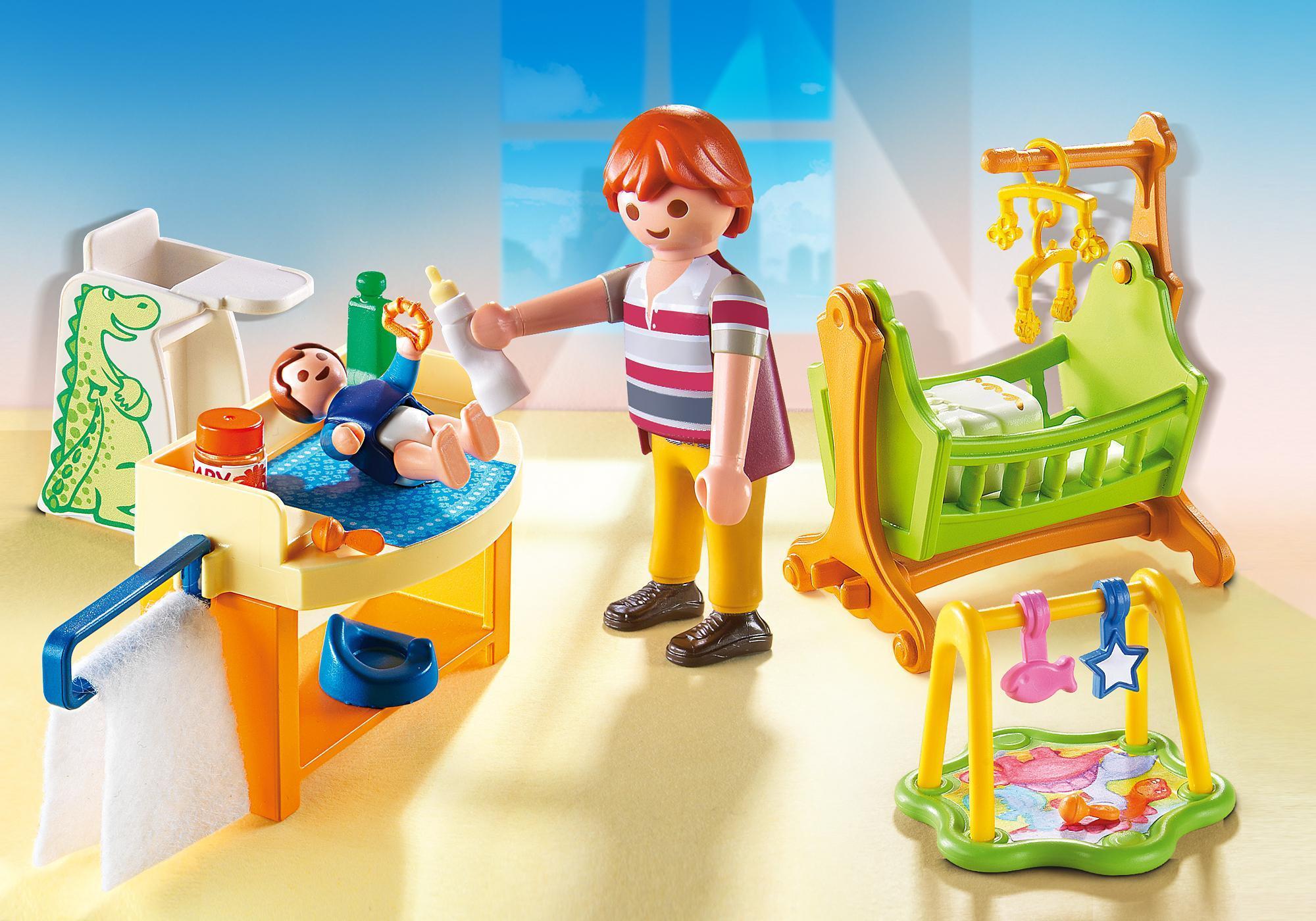 http://media.playmobil.com/i/playmobil/5304_product_detail/Quarto de Bebé com Berço