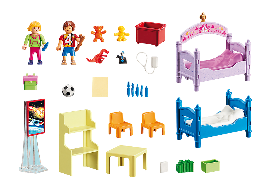 5306 Buntes Kinderzimmer detail image 3
