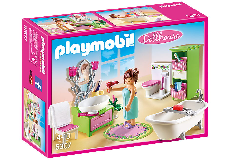 Romantik-Bad - 5307 - PLAYMOBIL® Deutschland