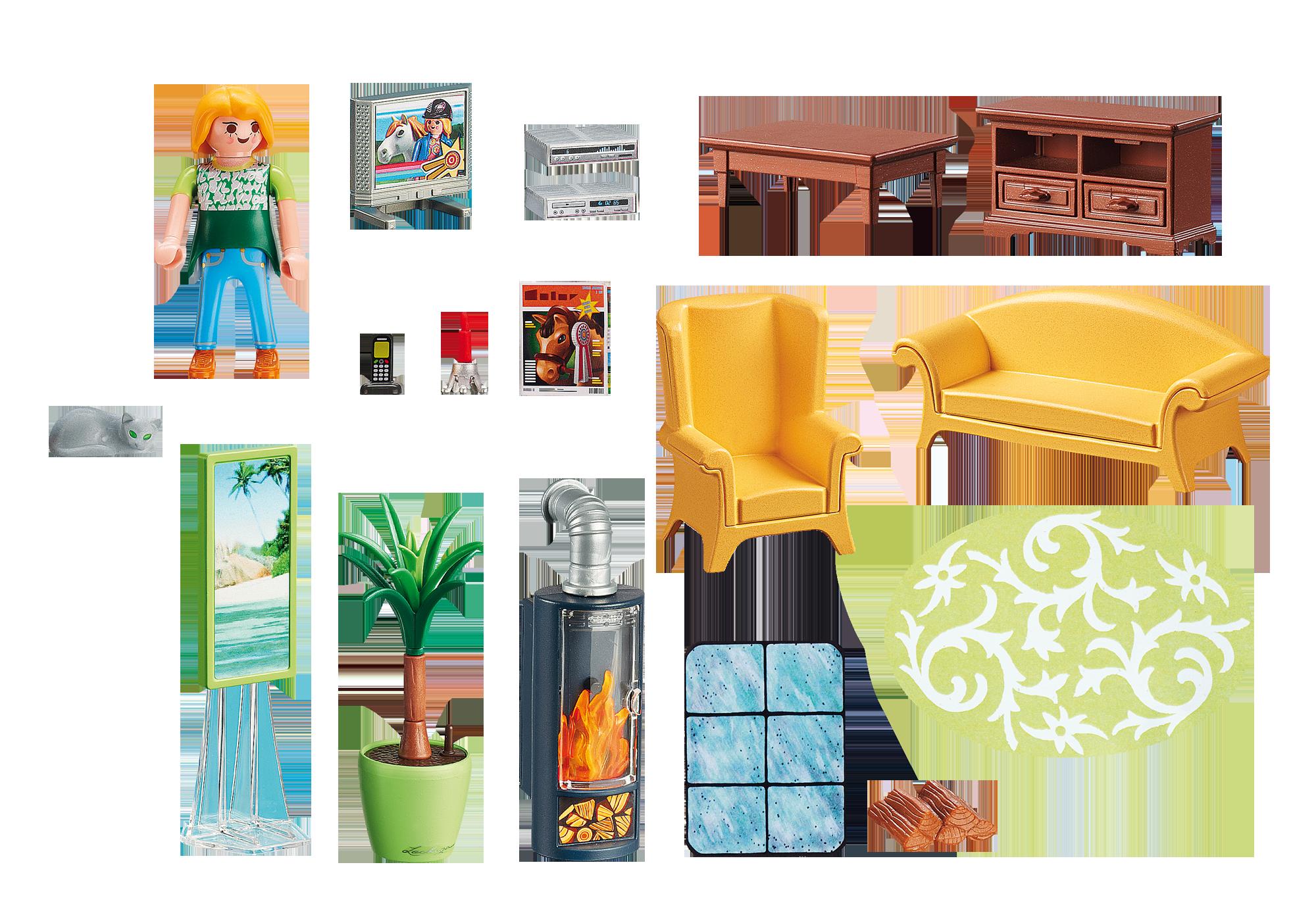 download playmobil wohnzimmer modern | vitaplaza, Wohnzimmer dekoo