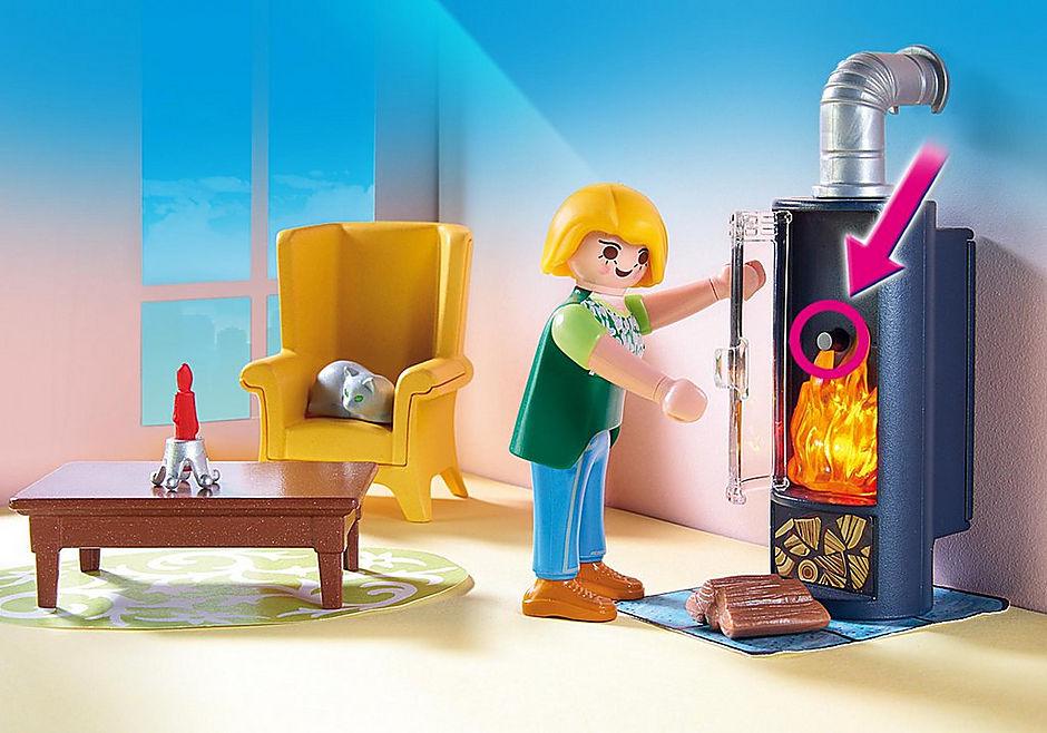 5308 Sala de Estar con Fuego detail image 4