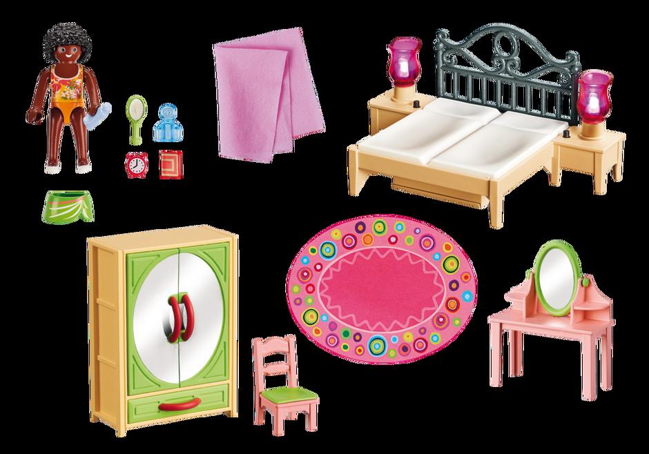 Master Bedroom - 5309 - PLAYMOBIL® USA