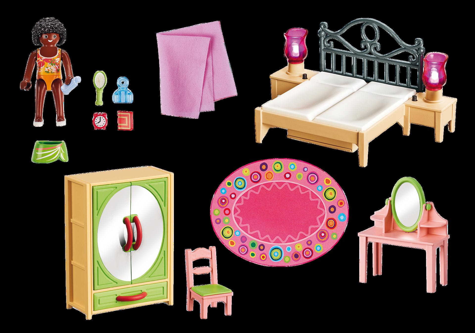 Master Bedroom 5309 Playmobil Usa