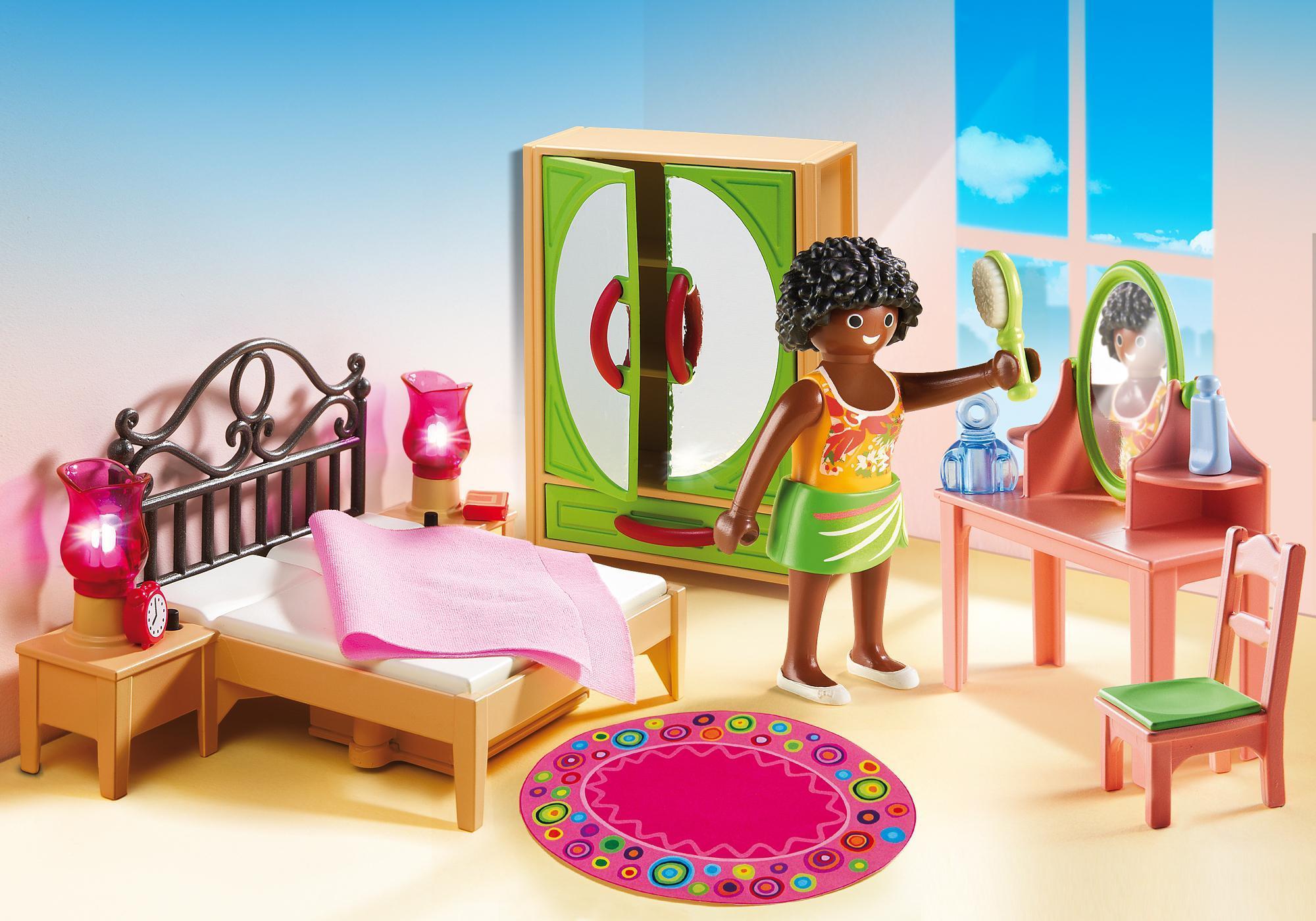 Playmobil koninklijke slaapkamer met hemelbed lego